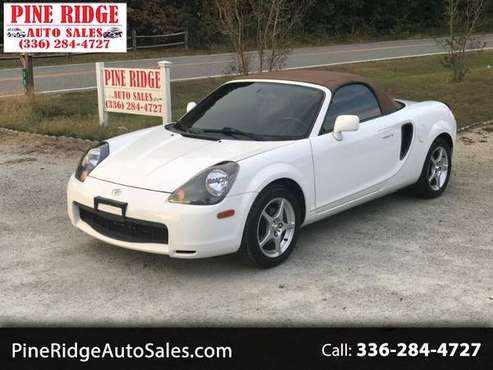 2001 Toyota MR2 Spyder for sale in Mocksville, NC