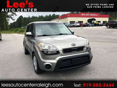 2013 Kia Soul 5dr Wgn Auto for sale in Raleigh, NC