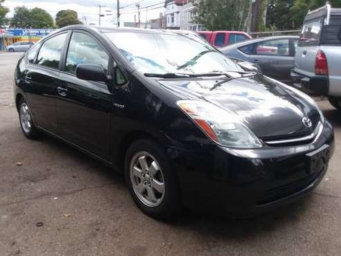 2008 Toyota Pruis $3999 Auto 4Cyl loaded Black Mint AAS for sale in Providence, RI