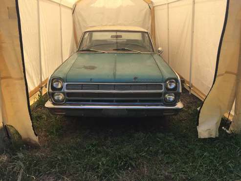 "1965 Ambassador 990 Sport Coupe ""H"" for sale in Tacoma, OR"