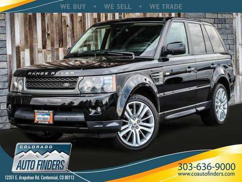 2011 Land Rover Range Rover Sport HSE - Call or TEXT! Financing... for sale in Centennial, CO