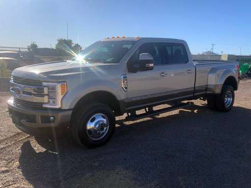 2018 F350 King Ranch for sale in Las Cruces, NM