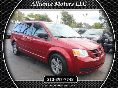 2010 Dodge Grand Caravan 4dr Wgn SE - cars & trucks - by dealer -... for sale in Detroit, MI