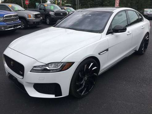 "2016 Jaguar XFS AWD Loaded!! 22"" Lexani Rims, w/ Stock Rims and Tire for sale in Schenectady, NY"