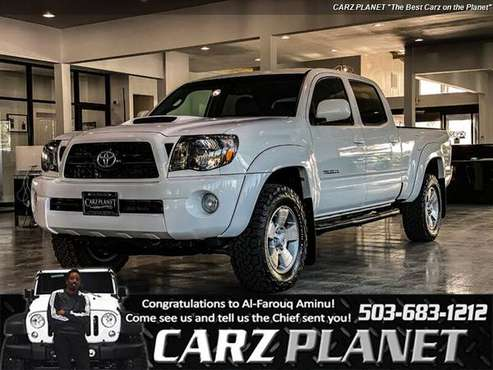 2011 Toyota Tacoma TRD SPORT PKG 4WD TRUCK BACK UP CAM TOYOTA TACOMA for sale in Portland, OR