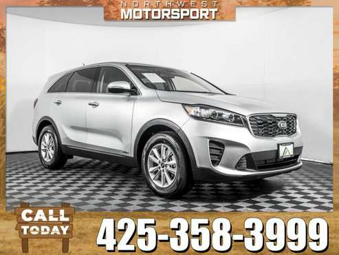 *AWD 4WD 4X4* 2019 *Kia Sorento* LX AWD for sale in Lynnwood, WA