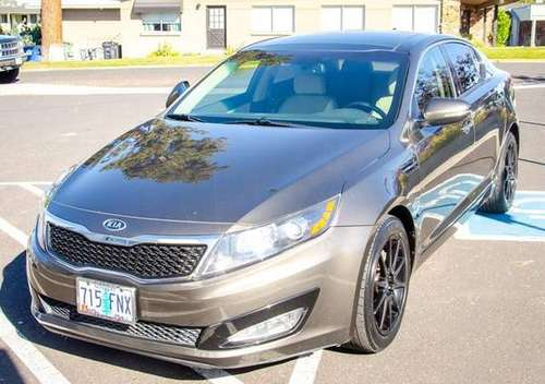 2012 Kia Optima 4dr Sdn 2.4L Auto EX Sedan for sale in Bend, OR