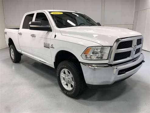 2017 Ram 2500 Tradesman with - cars & trucks - by dealer - vehicle... for sale in Wapakoneta, OH