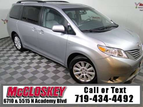 2017 Toyota Sienna XLE for sale in Colorado Springs, CO