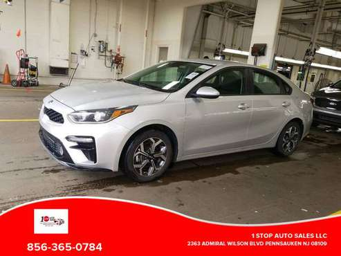 2019 Kia Forte LXS Sedan 4D - cars & trucks - by dealer - vehicle... for sale in Pennsauken, NJ