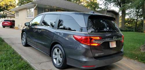 2018 honda odyssey ex for sale in Willow Springs, IL