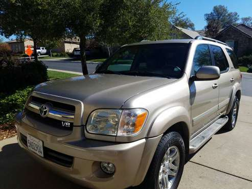 Toyota Sequoia Limited 4x4 for sale in El Dorado Hills, CA
