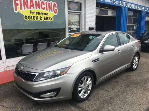 2012 Kia Optima - Financing Available! for sale in Franklin, OH
