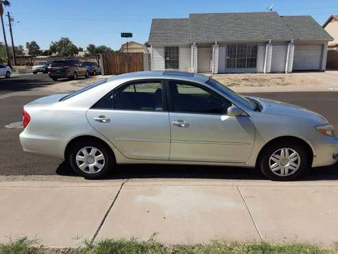 2004 Toyota Camry Le for sale in Glendale, AZ