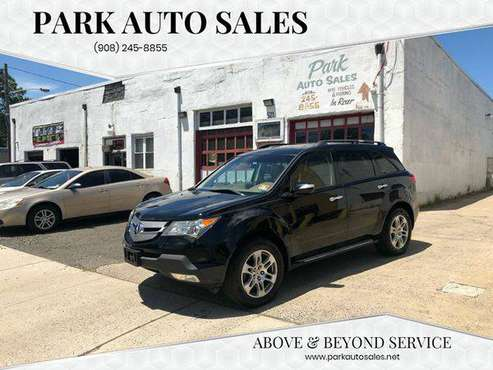 2007 Acura MDX SH AWD w/Tech w/RES 4dr SUV w/Technology and... for sale in ROSELLE, NJ