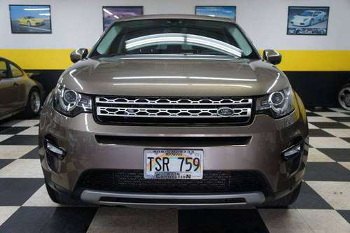 2016 Land Rover Discovery Sport AWD 4dr HSE EZ FINANCING! for sale in Honolulu, HI