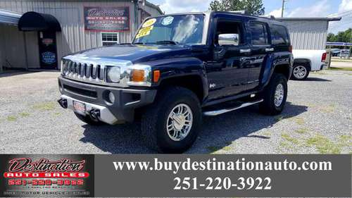 2008 Hummer H3 Luxury ~ 141k miles ~ LOADED! ~ Clean CarFax for sale in Saraland, AL