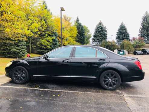 Mercedes-Benz S550 for sale in Sterling Heights, MI