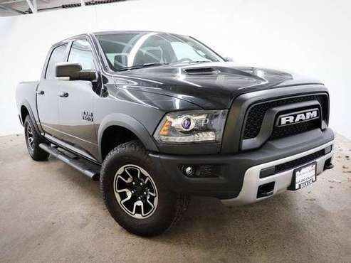 2017 Ram 1500 4WD Truck Dodge Rebel 4x4 Crew Cab 57 Box Crew Cab -... for sale in Portland, OR