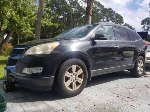 2010 Chevy traverse for sale in Palm Coast, FL