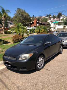 2007 Scion TC - SELLING AS IS for sale in San Ysidro, CA