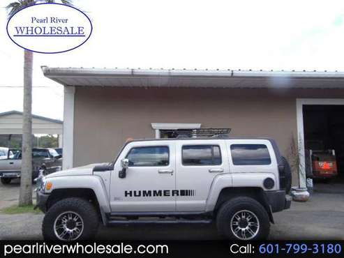 2006 HUMMER H3 Sport Utility for sale in Picayune, MS