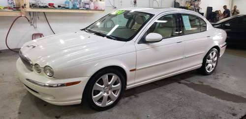 2004 Jaguar X Type All Wheel Drive, low miles for sale in Lansing, MI