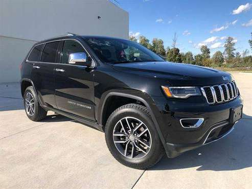 2018 JEEP GRAND CHEROKEE Limited 4x4 4dr SUV BAD CREDIT O for sale in Detroit, MI