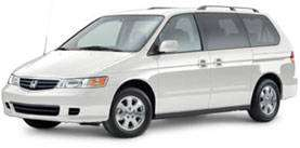 2003 Honda Odyssey Taffeta White *SAVE $$$* for sale in Austin, TX