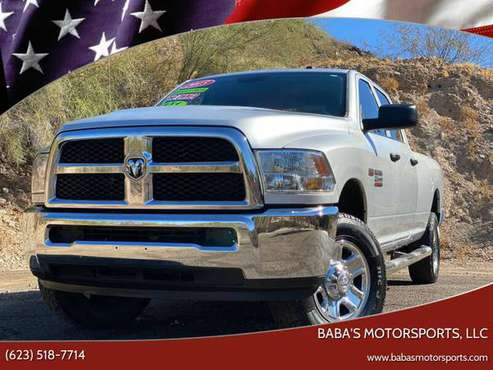 2015 RAM PICKUP 2500 TRADESMAN 1 OWNER 4X4 CLEAN CARFAX 6.4L V8 -... for sale in Phoenix, AZ