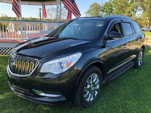 2013 BUICK ENCLAVE PREMIUM..AWD..FINANCING OPTIONS AVAILABLE! for sale in Holly, MI