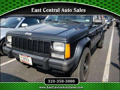 1996 Jeep Cherokee Sport 4-Door 4WD for sale in Rush City, MN