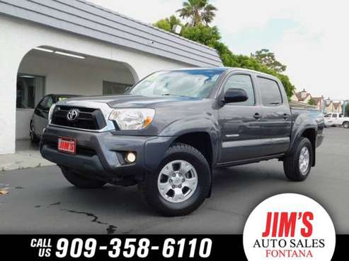 2015 Toyota Tacoma TRD Off Road Only 57k Mi 1-Owner IMMACULATE!! for sale in Fontana, CA