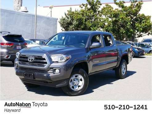 2016 Toyota Tacoma SR5 SKU:GX072588 Double Cab for sale in Hayward, CA