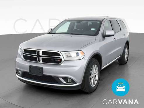 2017 Dodge Durango SXT Sport Utility 4D suv Gray - FINANCE ONLINE -... for sale in Long Beach, CA