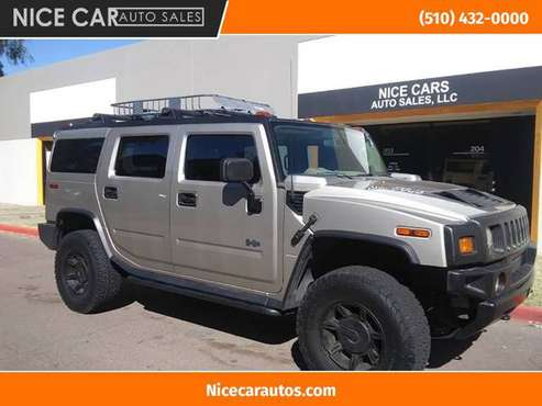 2004 HUMMER H2 Adventure Series 4WD 4dr SUV for sale in Tempe, AZ