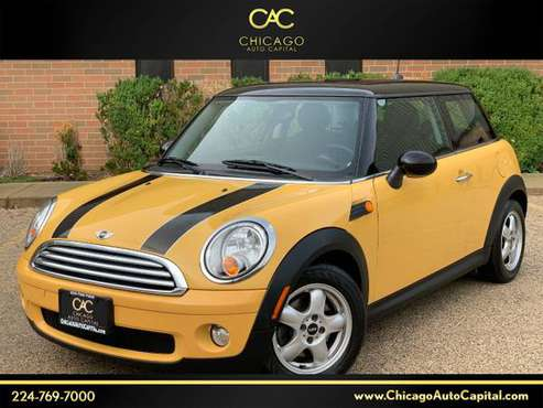 2007 MINI COOPER PANORAMIC ROOF ONLY 88K-MILES CLEAN-TITLE - cars &... for sale in Elgin, IL