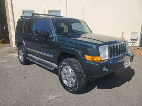 2006 Jeep Commander Limited 4wd Lifted Low Miles! for sale in Pleasanton, CA