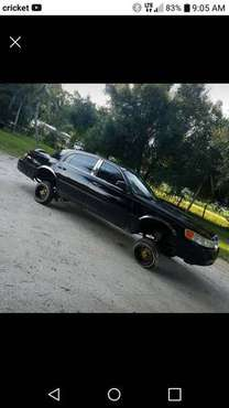 1999 lincoln lowrider for sale in Labelle, FL