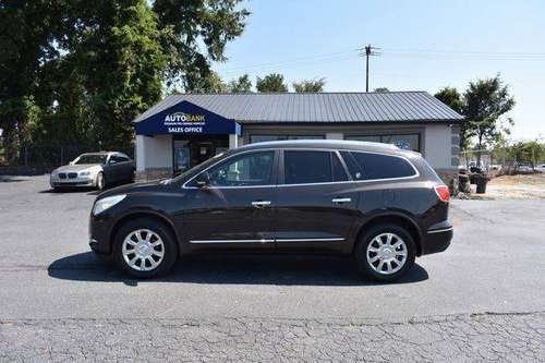 2013 BUICK ENCLAVE PREMIUM SUV - EZ FINANCING! FAST APPROVALS! for sale in Greenville, SC