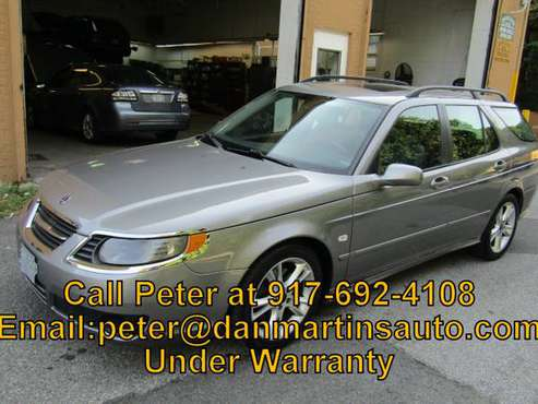 2006 Saab 9-5 2.3T Wagon, Outstanding, Well Serviced, for sale in Yonkers, NY