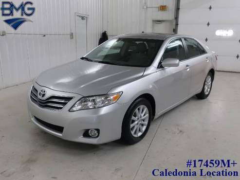 2011 Toyota Camry XLE Leather Heated Seats for sale in Caledonia, MI