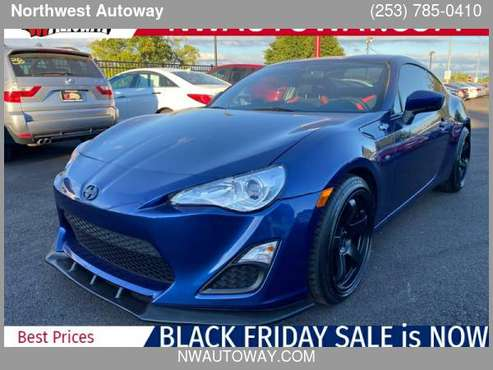 2016 Scion FR-S - cars & trucks - by dealer - vehicle automotive sale for sale in PUYALLUP, WA