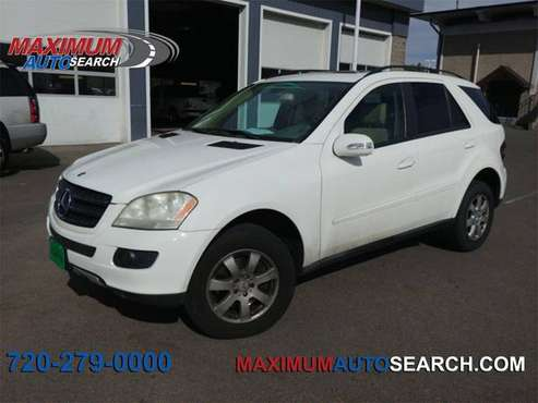 2006 Mercedes-Benz M-Class AWD All Wheel Drive ML350 ML-Class ML 350... for sale in Englewood, CO