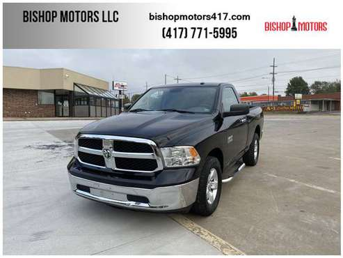 2013 Ram 1500 Regular Cab - Bank Financing Available! - cars &... for sale in Springfield, MO