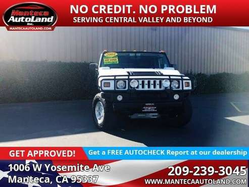 2004 HUMMER H2 for sale in Manteca, CA