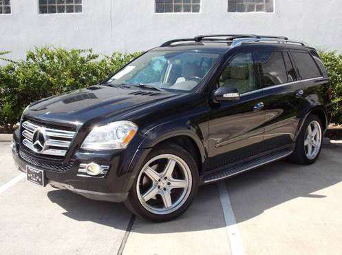 2008 Mercedes-Benz GL-Class GL 550 4MATIC AWD 4dr SUV -- WE FINANCE for sale in Houston, TX