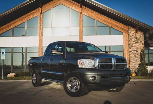 *** 2008 Dodge Ram 2500 Laramie * Specialty Truck * Clean Carfax *... for sale in Troy MO, MO