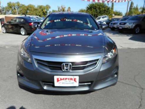 2011 HONDA ACCORD LX-S for sale in Modesto, CA