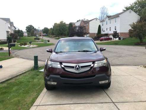 Just reduced 2007 Acura MDX, inspected, great deal! for sale in Glenshaw, PA